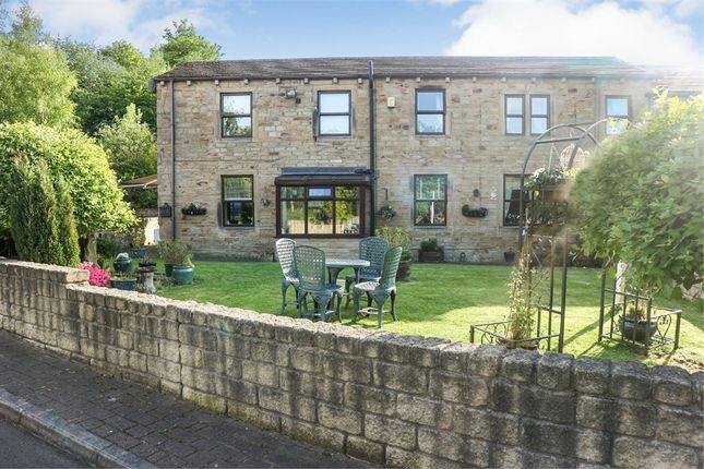 Thumbnail End terrace house for sale in Beehive Court, Liversedge, West Yorkshire