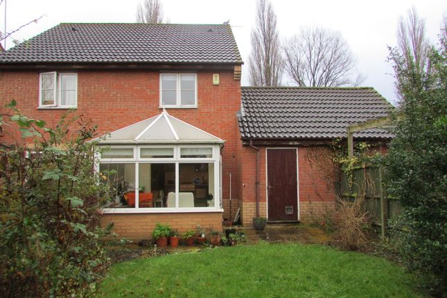 2 bed semi-detached house to rent in Wellington Avenue, Banbury, Oxfordshire
