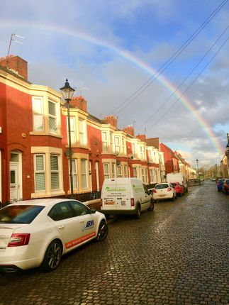 Thumbnail Terraced house to rent in Adelaide Road, Liverpool, Merseyside