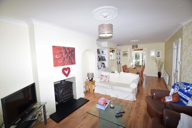 Living Room of Castleross Road, Pevensey Bay BN24
