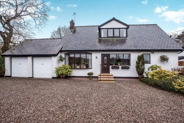 Thumbnail Detached house for sale in Nabs Head Lane, Samlesbury, Preston, Lancashire