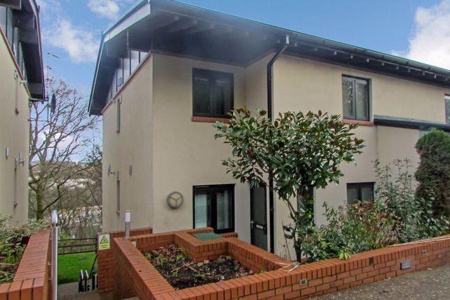 Thumbnail 2 bed flat to rent in Woodridge, Bridgend