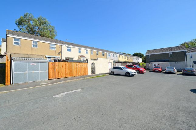 Car Park of Rydal Close, Plymouth PL6