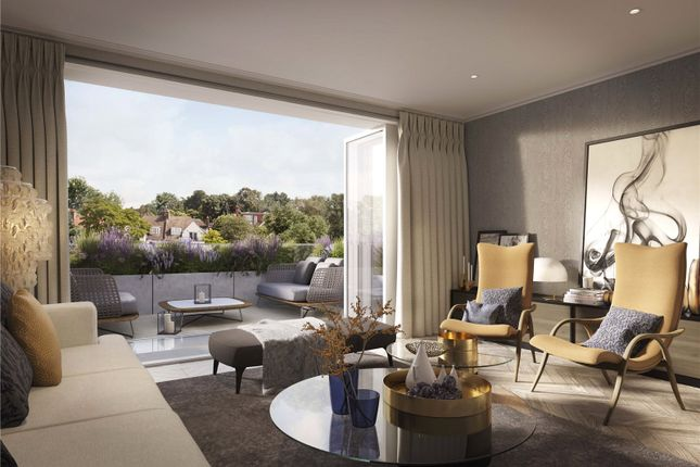 Thumbnail Town house for sale in Teil Row, Hampstead Manor
