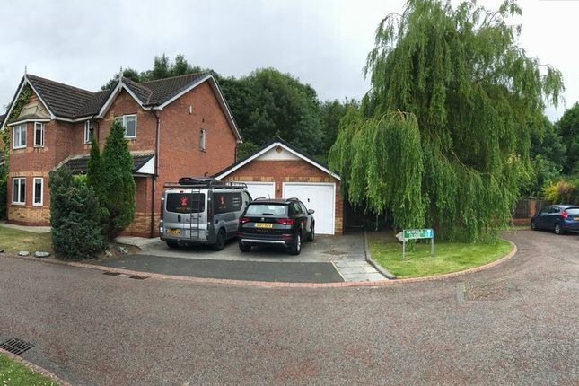 Thumbnail Detached house for sale in Hayfield Close, Halewood, Liverpool