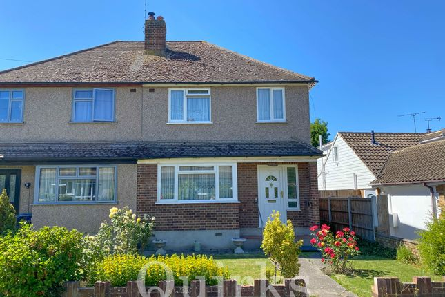 Semi-detached house for sale in Crescent Close, Billericay