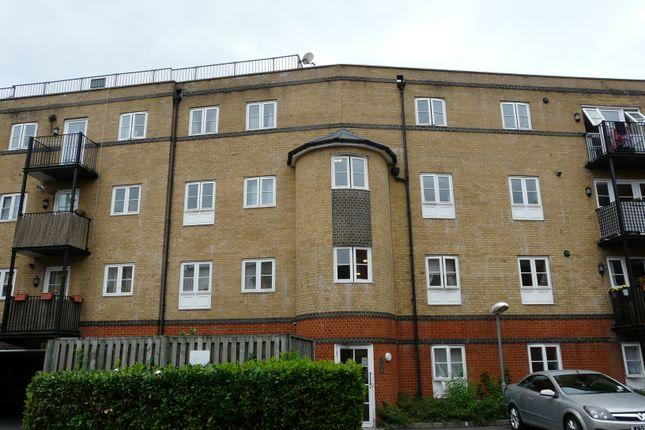 Thumbnail Flat to rent in Enterprise House, Aldershot