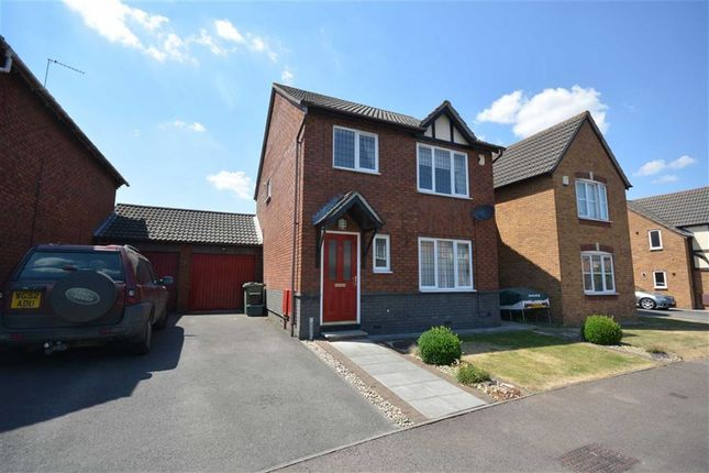Thumbnail Detached house to rent in Welland Road, Quedgeley, Gloucester