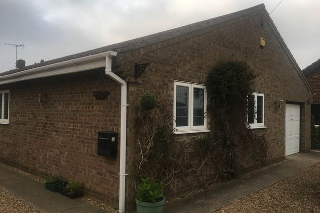 Thumbnail Property to rent in Holmes Lane, Soham, Ely