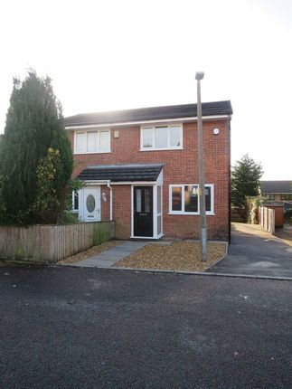 2 bed semi-detached house to rent in Draperfield, Chorley