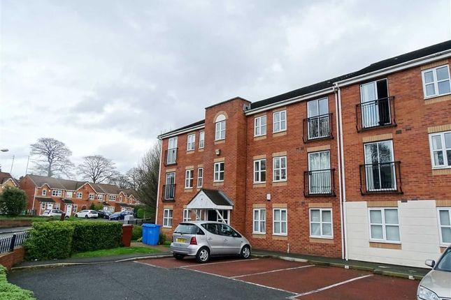 Thumbnail Flat to rent in Kensington Place, Manchester, Manchester