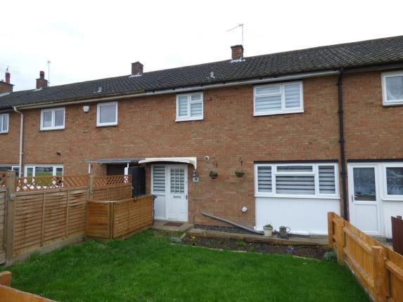 Thumbnail Terraced house for sale in Greenfield Avenue, Eastfields, Northampton, Northamptonshire