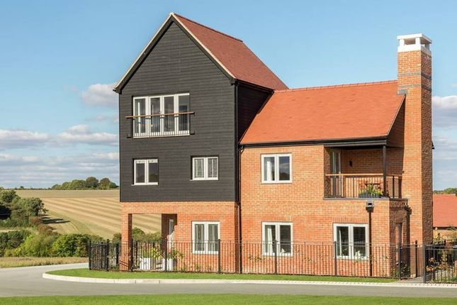 """Thumbnail Detached house for sale in """"The Collinson"""" at Andover Road North, Winchester"""
