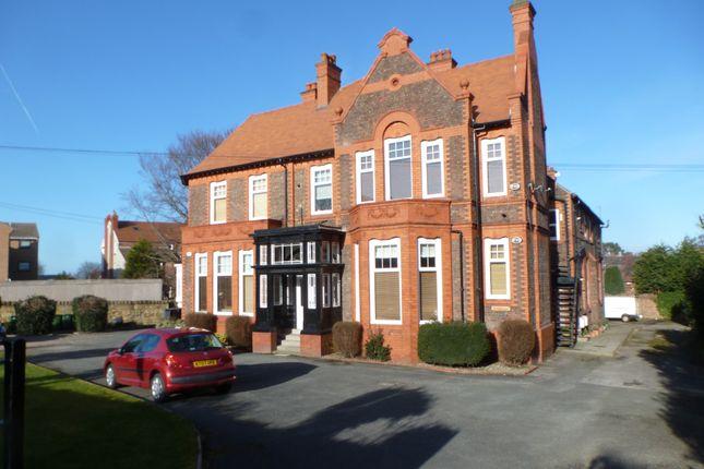Thumbnail Flat to rent in Bidston Road, Oxton, Wirral