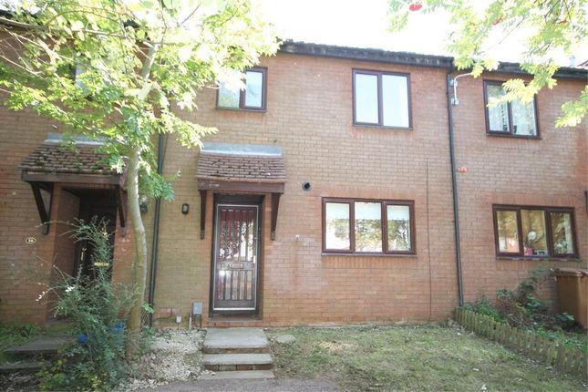 Thumbnail Detached house to rent in Mallard Close, West Hunsbury, Northampton