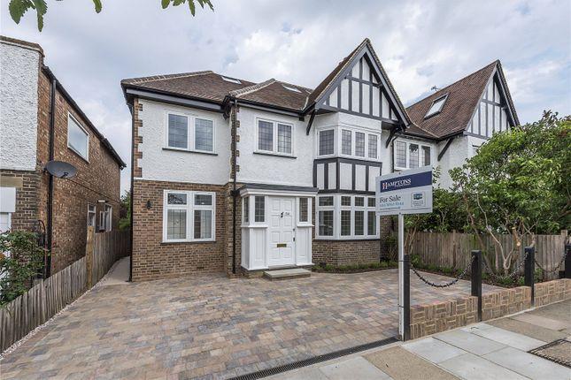 Thumbnail Semi-detached house for sale in Bonser Road, Twickenham