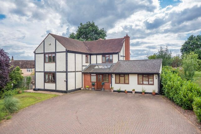 Thumbnail Detached house for sale in West Bergholt, Colchester, Essex