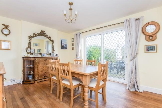 Dining Room of Dawish, Devon, . EX7