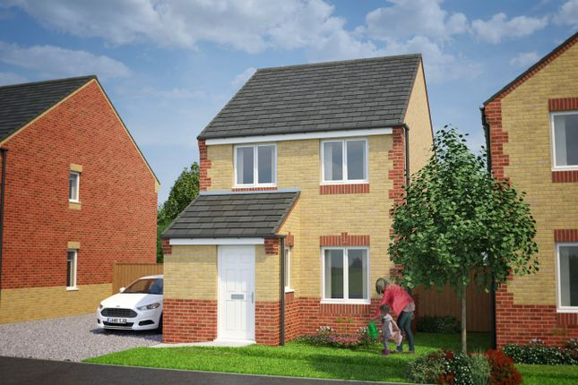 3 bedroom detached house for sale in Plot 115, Kilkenny, Moorside Place, Valley Drive, Carlisle