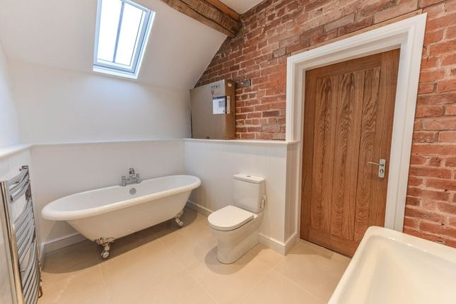 Barn conversion for sale in Swan Farm Lane, Audlem Road, Woore, Crewe