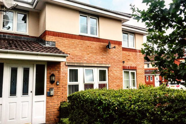 Thumbnail Flat for sale in Clos Springfield, Talbot Green, Pontyclun