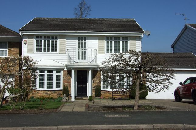 Thumbnail 4 bedroom detached house to rent in Milstead Close, Tadworth