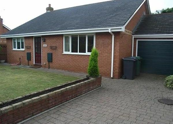 Thumbnail Bungalow to rent in Lulworth Close, Hamworthy, Poole