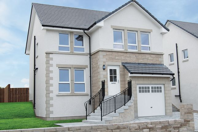 "Thumbnail Detached house for sale in Plot 20 ""The Islay"" Auchneagh Gardens, Greenock"