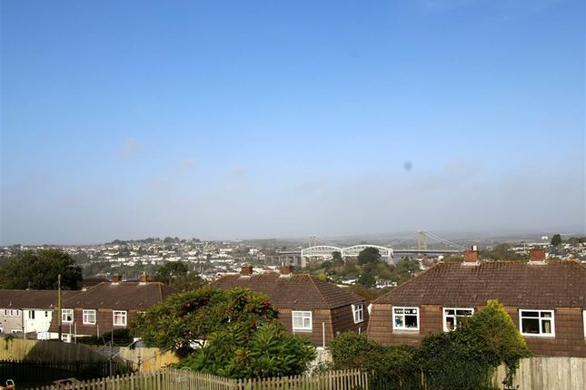 Thumbnail Flat for sale in Beaufort Close, St Budeaux, Plymouth