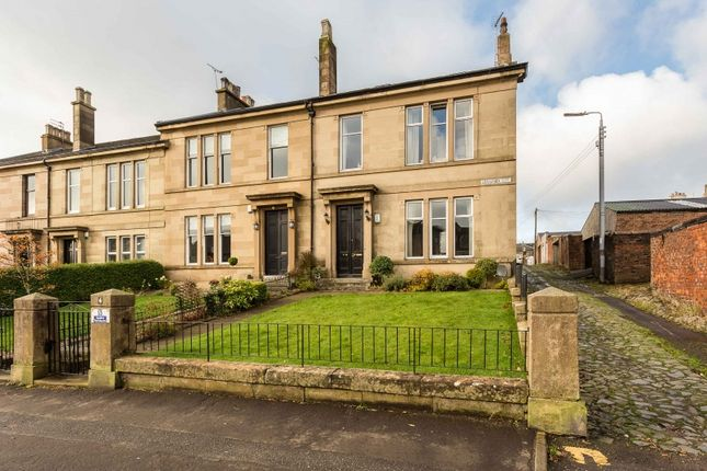 Thumbnail End terrace house for sale in Craigpark Terrace, Dennistoun, Glasgow