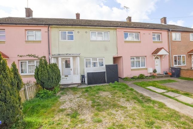 3 bed terraced house for sale in Charles Close, Newmarket CB8