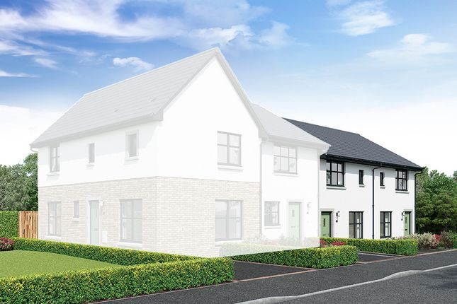 """3 bed terraced house for sale in """"Berwick"""" at Covenanter Way, Alford AB33"""