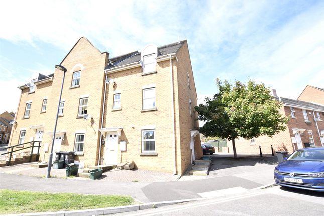Thumbnail Maisonette to rent in Wright Way, Stapleton, Bristol