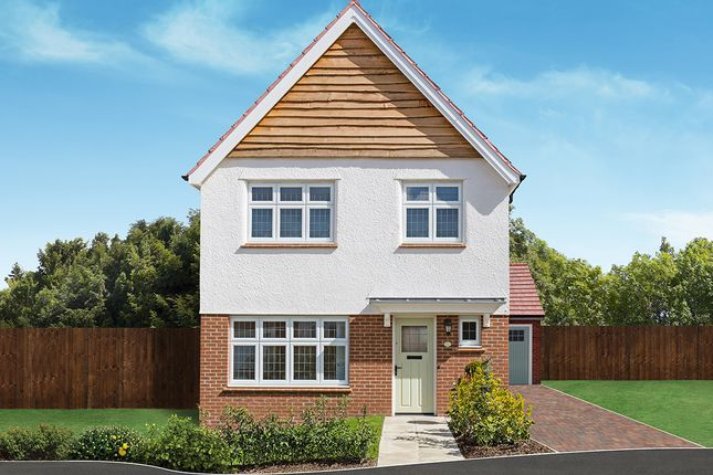 "3 bedroom detached house for sale in ""Warwick"" at Pentrebane Drive, Cardiff"