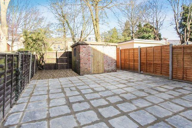 Thumbnail Flat to rent in Churchfield Avenue, London