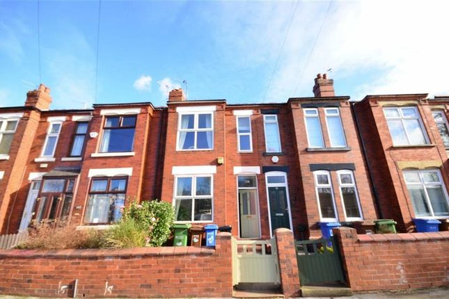 Thumbnail Terraced house to rent in Nelstrop Road, Heaton Chapel, Stockport, Greater Manchester