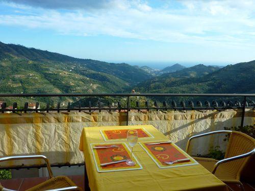 Perinaldo, Imperia, Liguria, Italy