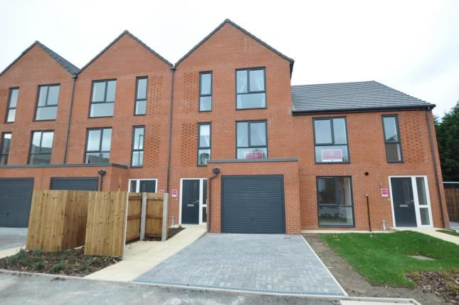 Thumbnail Terraced house for sale in Barleyfield, Pensby, Wirral