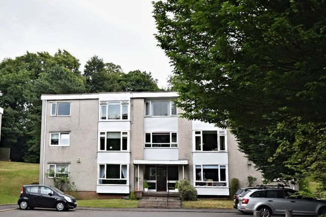 Thumbnail Flat for sale in Bankholm Place, Clarkston, Glasgow
