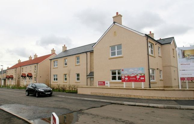 Thumbnail Flat to rent in Millerhill, Dalkeith