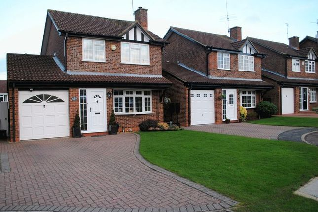 Thumbnail Detached house for sale in Kenilworth Close, Rushden