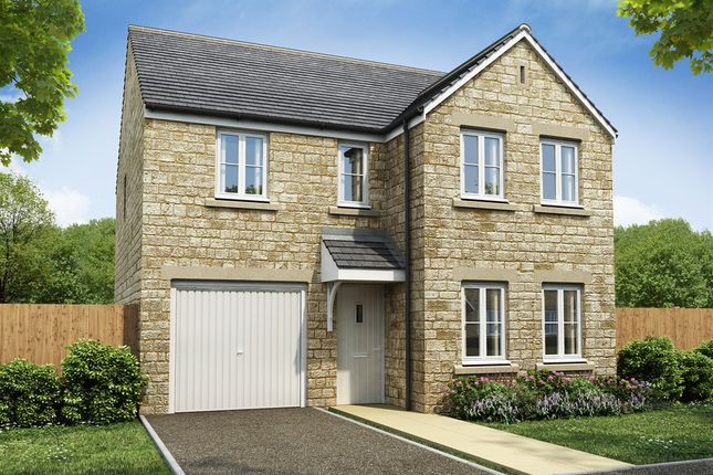 "Thumbnail Detached house for sale in ""The Kendal"" at Knotts Drive, Colne"