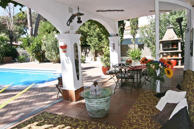 Covered Terrace of Roche, Conil De La Frontera, Cádiz, Andalusia, Spain