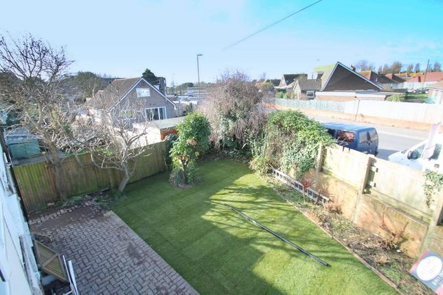 Shared Garden of West End Way, Lancing BN15