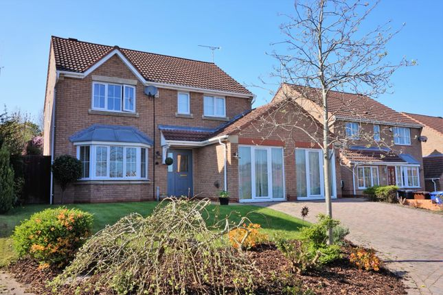 Thumbnail Detached house for sale in Clifton Way, Brizlincote Valley