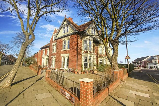 Thumbnail Semi-detached house for sale in Marine Avenue, Whitley Bay
