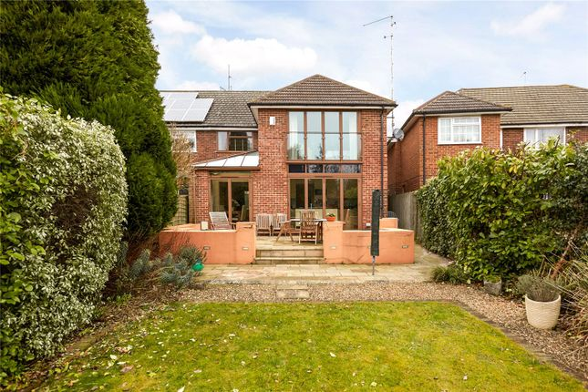 Thumbnail Property for sale in Carlton Road, Redhill, Surrey