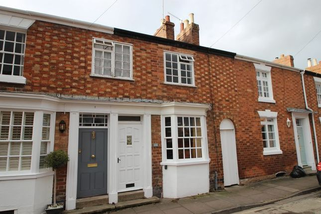 Thumbnail Terraced house for sale in New Street, Old Town, Stratford-Upon-Avon