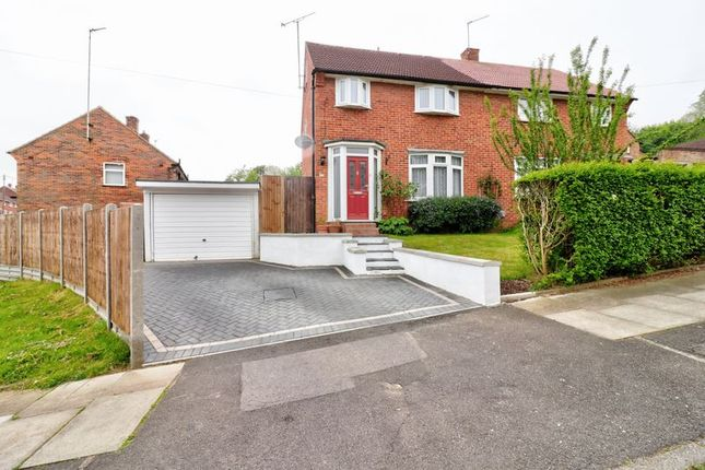Thumbnail 3 bed semi-detached house for sale in Beddington Road, Orpington