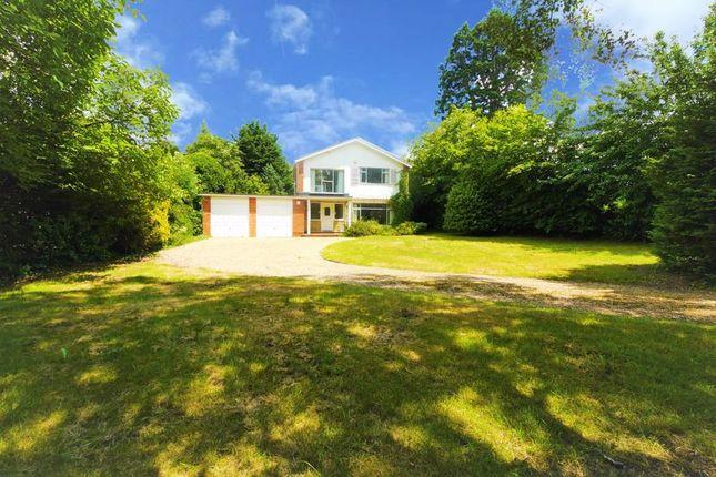Thumbnail Detached house for sale in Churchfield Lane, Benson, Wallingford